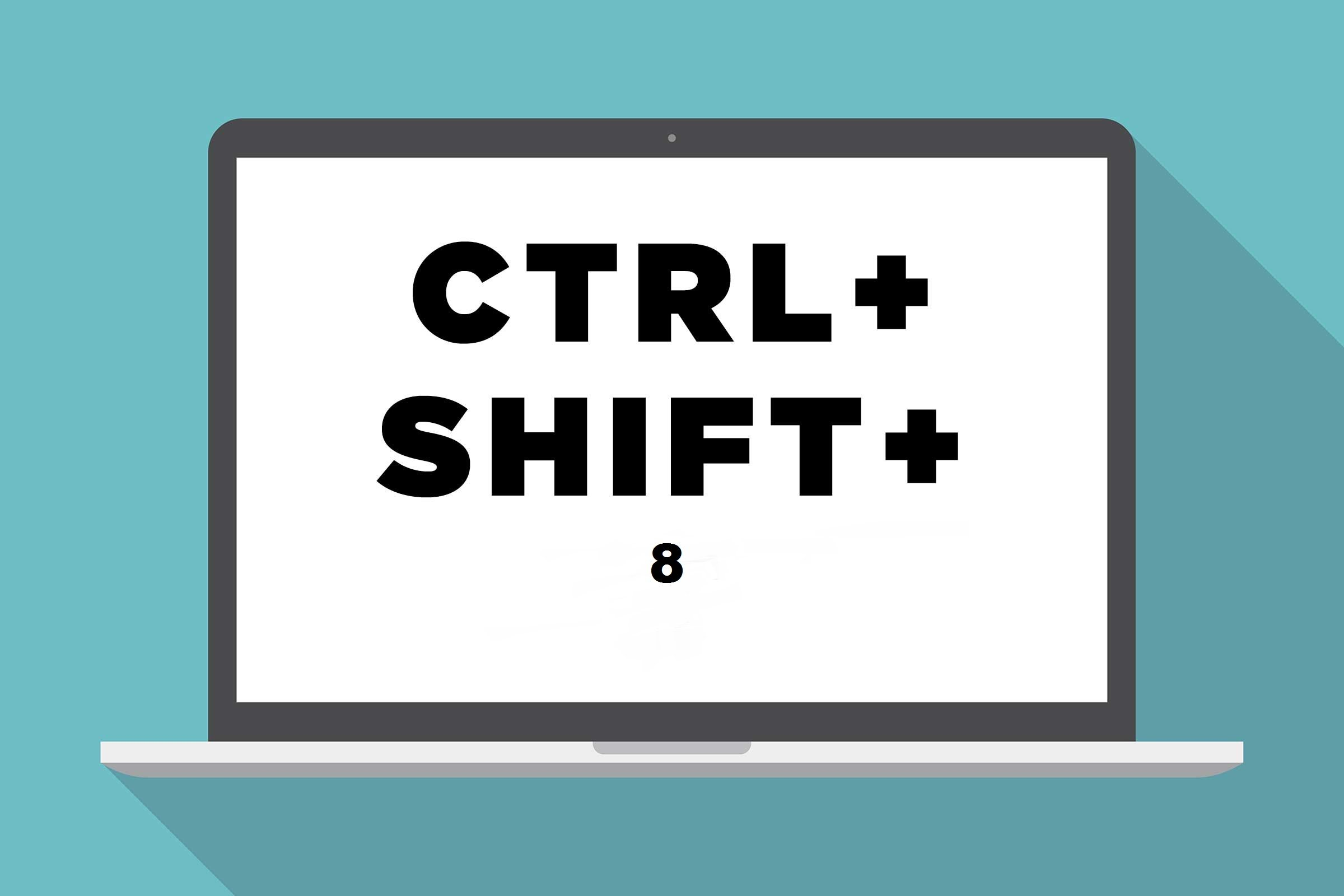 Create A 3d Object In Microsoft Word Page, Then Hold Down Ctrl+shift+ How  1 Pages Shortcut Key For Deleting