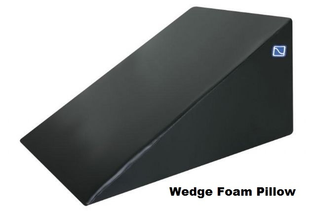 Wedge Foam Pillow