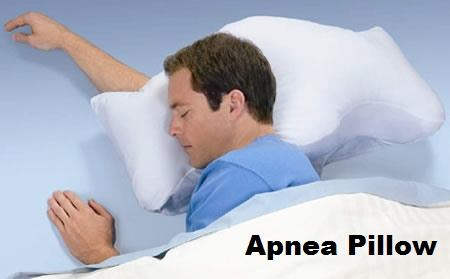 Apnea Pillow Sleep