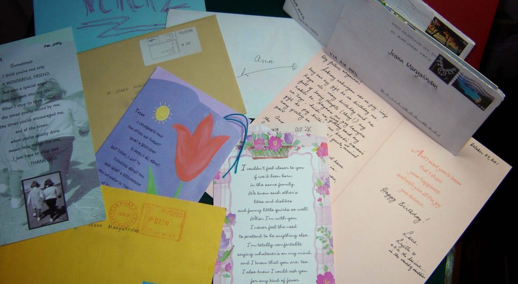 Palanca Letter Samples