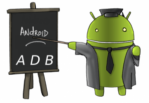 how to use adb for debugging