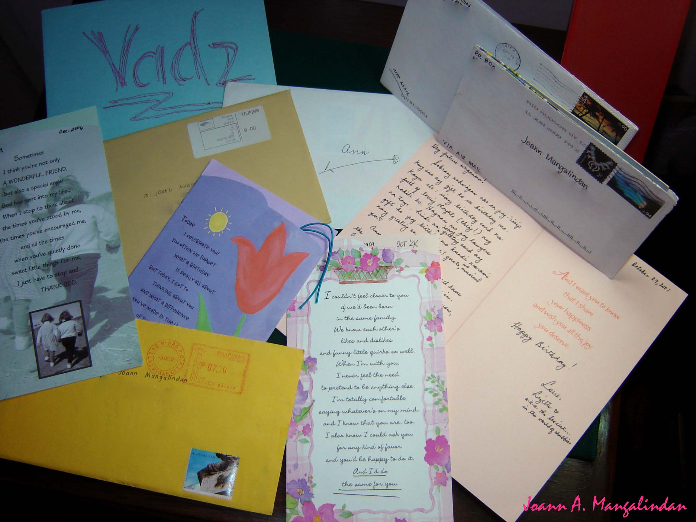 Palanca Letter Samples for Son, Daughter and Nephew