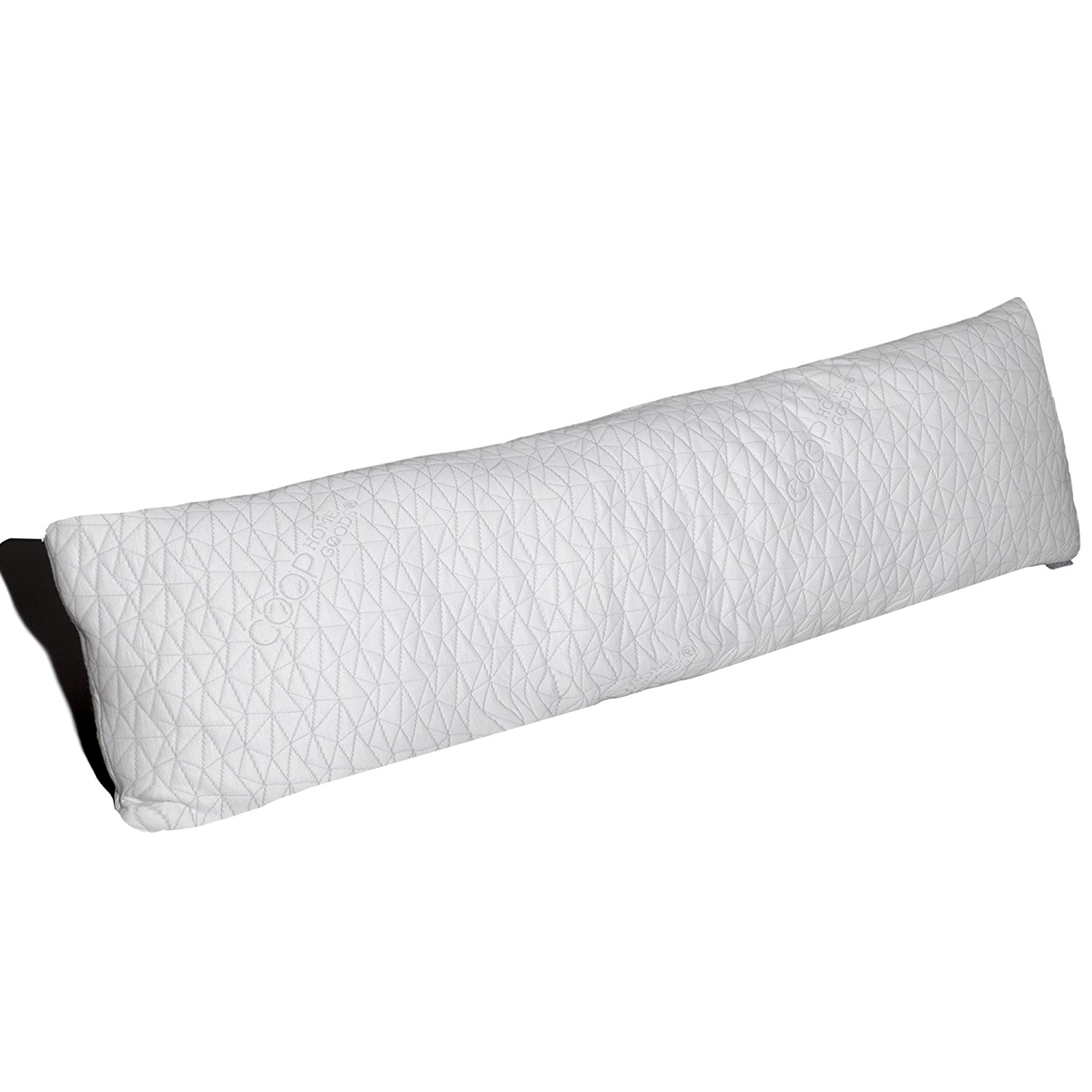 Coop Home Goods - Shredded Memory Foam Body Pillow