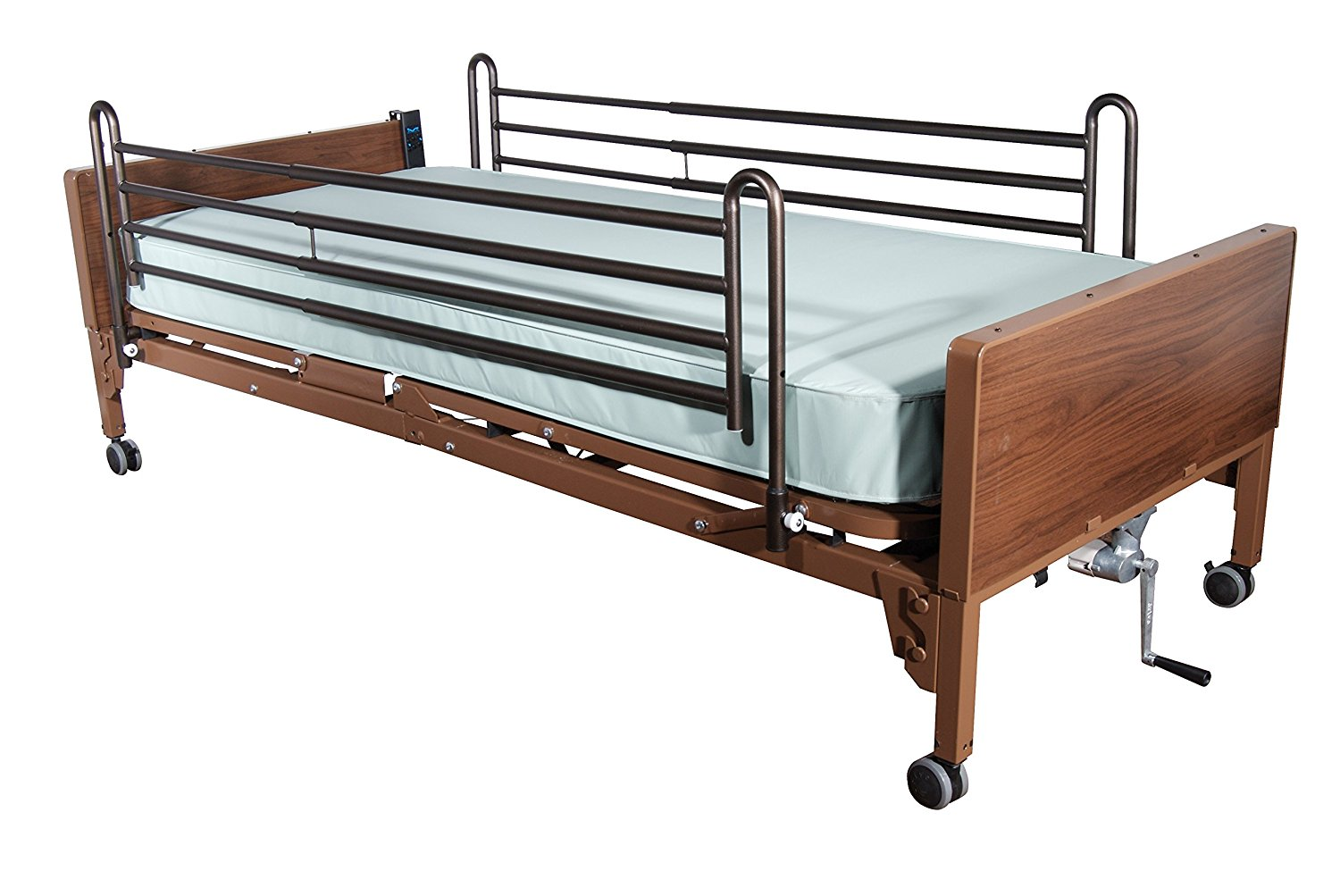 Delta Ultra-Light 1000 Full-Electric Bed by Drive Medical