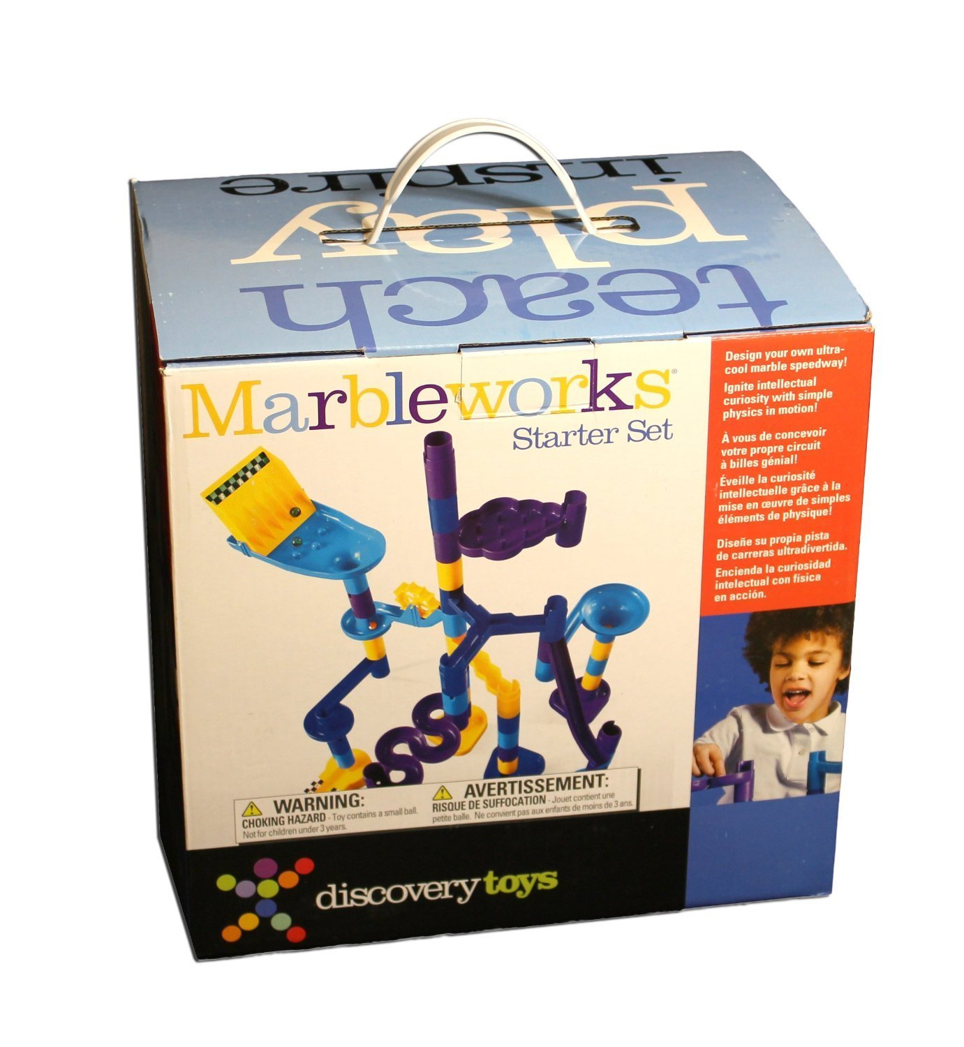 Discovery Toys Marble Run (Starter Set)