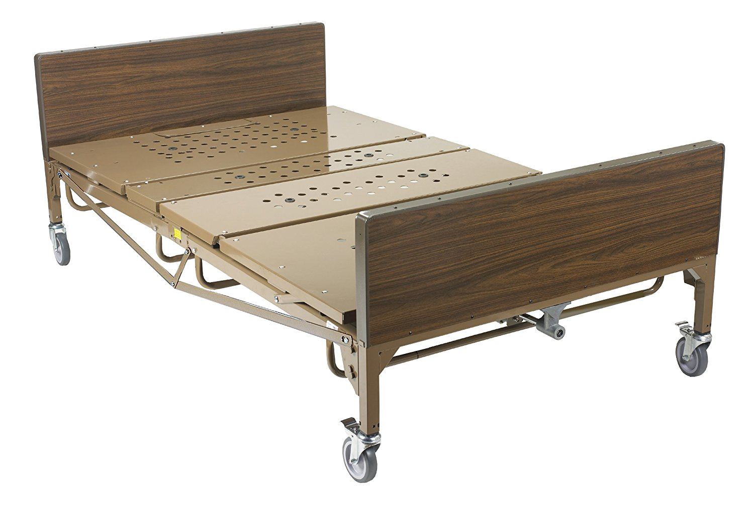 Drive 750 lbs. Bariatric Full-Electric bed by Drive Medical