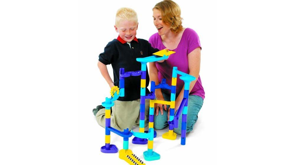 Marble Runs for Kids