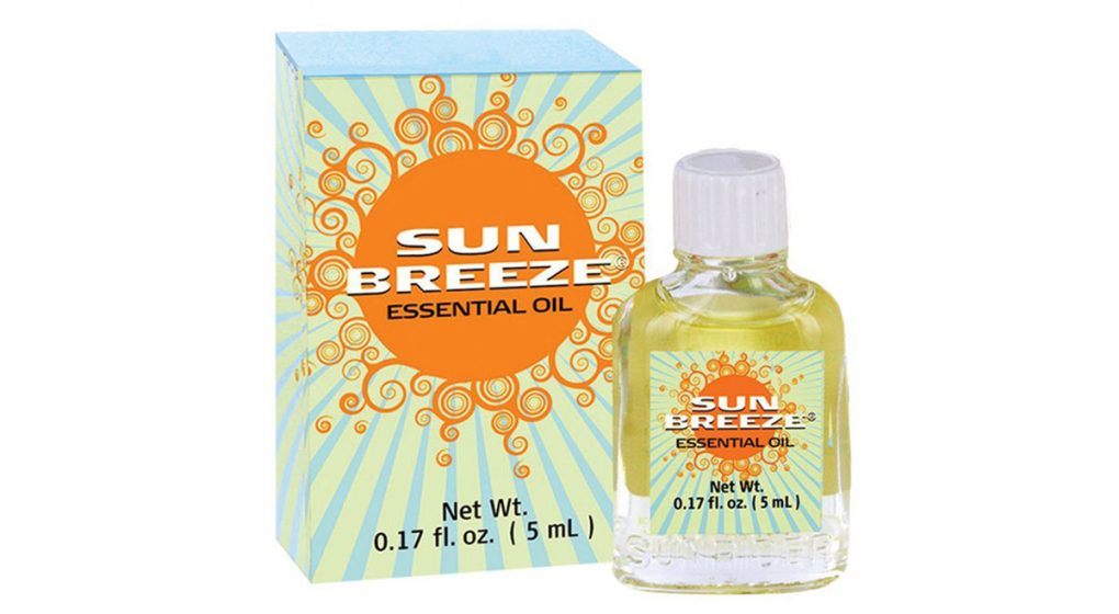 Sunrider SunBreeze Essential Oil