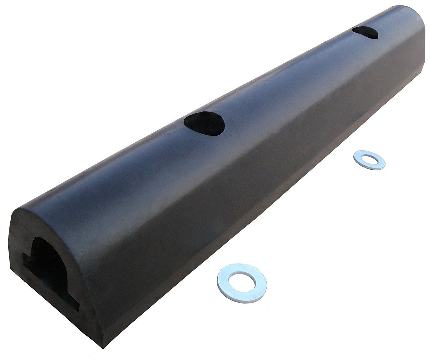 YM D6466 Rubber Extruded Dock Bumper