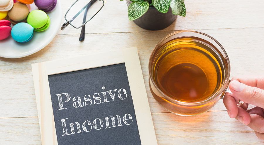 How to Create Passive Income 5 Ideas That Actually Work in 2018